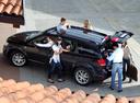 Фото авто Fiat Freemont 345, ракурс: 135 цвет: черный