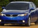 Фото авто Kia Cerato 2 поколение,  цвет: синий