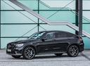 Фото авто Mercedes-Benz GLC-Класс X253/C253, ракурс: 45 цвет: черный