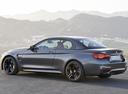 Фото авто BMW M4 F82/F83, ракурс: 135 цвет: серый