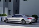 Фото авто Mercedes-Benz S-Класс W222/C217/A217, ракурс: 135 цвет: серебряный