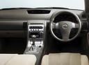 Фото авто Nissan Stagea M35 [рестайлинг], ракурс: торпедо