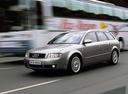 Фото авто Audi A4 B6, ракурс: 45
