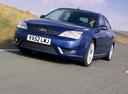Фото авто Ford Mondeo 3 поколение, ракурс: 45 цвет: синий