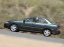 Фото авто Nissan Sentra B15, ракурс: 90