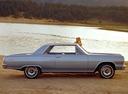 Фото авто Chevrolet Chevelle 1 поколение, ракурс: 270
