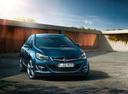 Фото авто Opel Astra J [рестайлинг],  цвет: синий