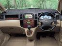 Фото авто Toyota Corolla Spacio 2 поколение, ракурс: торпедо
