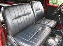 Фото авто Toyota Land Cruiser J40/J50, ракурс: сиденье