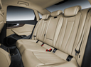 Фото авто Audi A4 B9, ракурс: задние сиденья