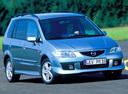 Фото авто Mazda Premacy CP [рестайлинг], ракурс: 315