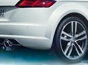 Фото авто Audi TT 8S, ракурс: задняя часть цвет: белый