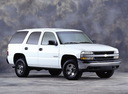 Фото авто Chevrolet Tahoe GMT800, ракурс: 315