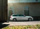 Фото авто Alpina D3 F30/F31, ракурс: 270 цвет: белый