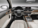 Фото авто Audi A6 4G/C7, ракурс: рулевое колесо