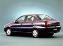 Фото авто Fiat Siena 1 поколение, ракурс: 135