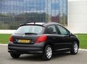 Фото авто Peugeot 207 1 поколение, ракурс: 225 цвет: черный