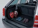 Фото авто Skoda Octavia 2 поколение [рестайлинг], ракурс: багажник