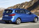 Фото авто BMW 2 серия Active Tourer F45 [рестайлинг], ракурс: 225 цвет: синий