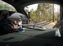 Фото авто Jaguar XF X260, ракурс: багажник
