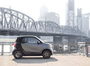 Фото авто Smart Fortwo 3 поколение, ракурс: 270 цвет: серый