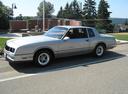 Фото авто Chevrolet Monte Carlo 4 поколение [3-й рестайлинг], ракурс: 45