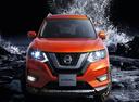 Фото авто Nissan X-Trail T32 [рестайлинг],  цвет: оранжевый