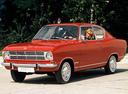Фото авто Opel Kadett B, ракурс: 45