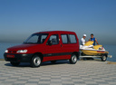 Фото авто Citroen Berlingo 1 поколение, ракурс: 45