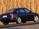 Фото авто Audi A6 4B/C5, ракурс: 225 цвет: черный