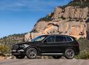 Фото авто BMW X3 G01, ракурс: 45 цвет: черный
