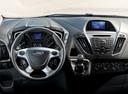 Фото авто Ford Tourneo Custom 1 поколение, ракурс: торпедо