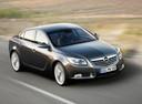 Фото авто Opel Insignia A, ракурс: 315 цвет: серый