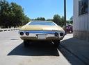 Фото авто Chevrolet Chevelle 2 поколение [4-й рестайлинг], ракурс: 180