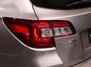 Фото авто Subaru Outback 5 поколение, ракурс: задние фонари цвет: бежевый