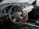 Фото авто Mercedes-Benz GL-Класс X164, ракурс: торпедо