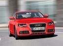 Фото авто Audi A4 B8/8K,  цвет: красный