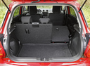 Фото авто Suzuki Swift 5 поколение, ракурс: багажник цвет: красный