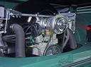 Фото авто Volkswagen Transporter T1 [рестайлинг], ракурс: двигатель