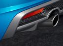 Фото авто Audi A1 8X [рестайлинг], ракурс: задняя часть