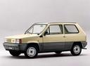 Фото авто Fiat Panda 1 поколение, ракурс: 45