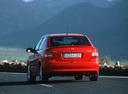Фото авто Opel Astra G, ракурс: 135 цвет: красный