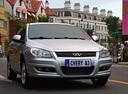 Фото авто Chery M11 1 поколение,  цвет: серебряный
