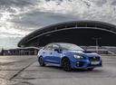 Фото авто Subaru Impreza 4 поколение [рестайлинг], ракурс: 315 цвет: синий