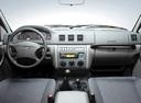 Фото авто УАЗ Patriot 1 поколение, ракурс: торпедо