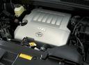 Фото авто Toyota Kluger XU40, ракурс: двигатель