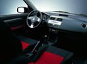 Фото авто Suzuki Swift 3 поколение, ракурс: торпедо