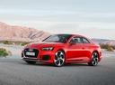 Фото авто Audi RS 5 F5, ракурс: 45 цвет: красный