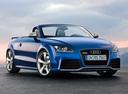 Фото авто Audi TT 8J, ракурс: 45