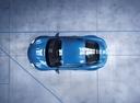 Фото авто Alpine A110 2 поколение, ракурс: сверху цвет: голубой